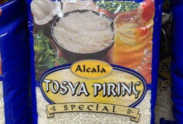 TOSYA PIRINC RIS 5KG